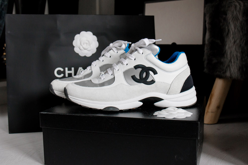 Chanel SS18 Pre-Collection Sneakers - As Seen by Alex