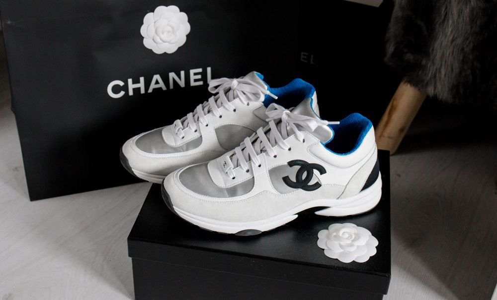 35d999b515aa Chanel SS18 Pre-Collection Sneakers - As Seen by Alex