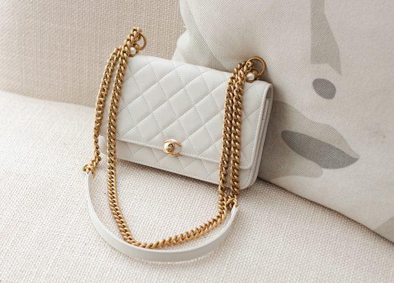 Chanel WOC Pearl bag | As Seen by Alex