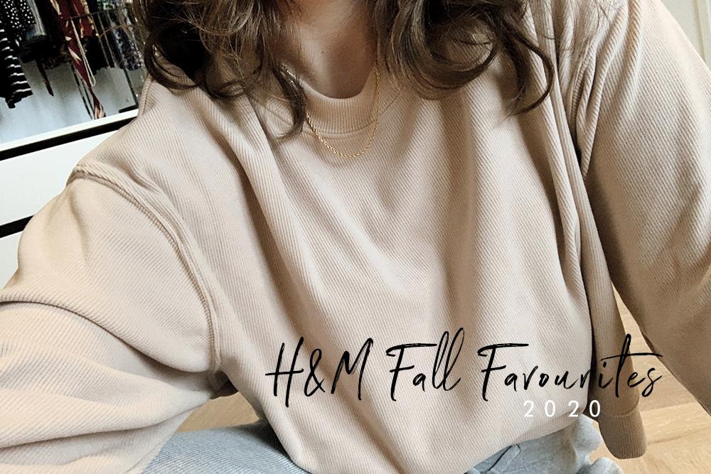 De fijnste items van H&M voor het Herfstseizoen | As Seen by Alex
