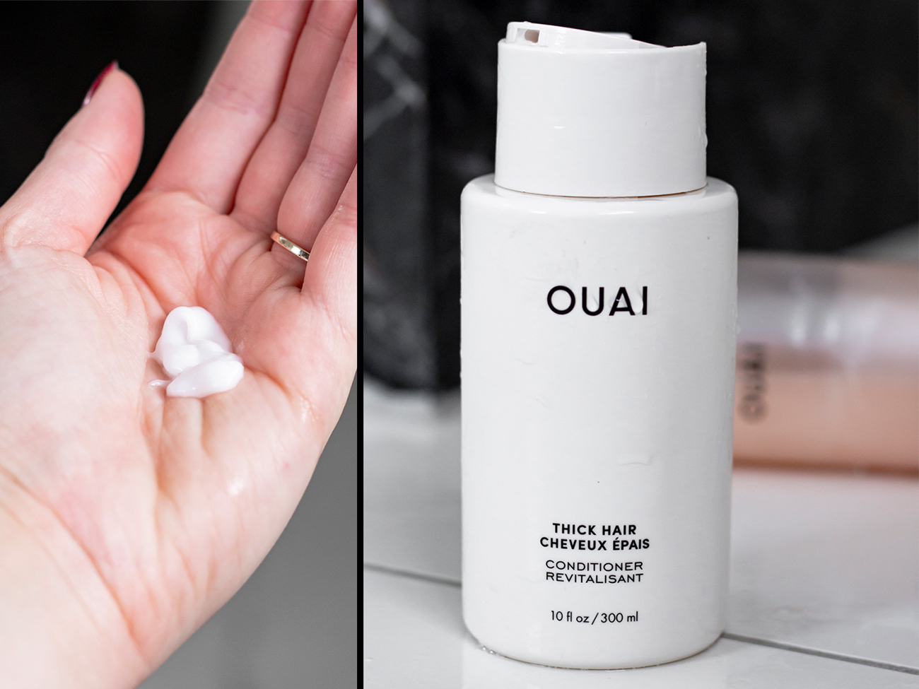 OUAI Thick Hair Conditioner review - As Seen by Alex